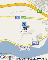 с.Тополи, Варна - земеделска земя на главен път