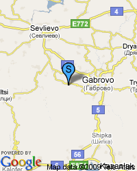 A PERSPECTIVE PIECE OF LAND 3499 sq. m. FOR SALE 8km FROM GABROVO 500m FROM HOTEL