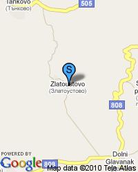 продавам земеделска земя  в село Златоустово на 14 км. от Маджарово област хасковска