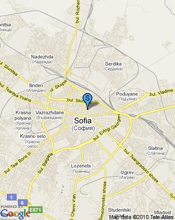 Продавам апартамент в центъра на София - ул.