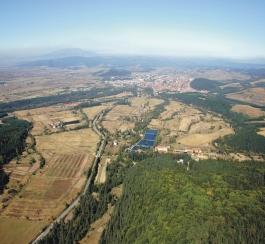 Development land in Super Borovets project