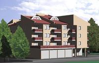 Ъглов парцел 1335 кв.м с одобрени проекти и строително разрешение за апартаментен СПА хотел с РЗП= 3200 кв.м В процедура е разрешително за минерална вода