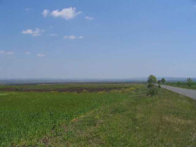 Large plot of agricultural land for sale near Bourgas