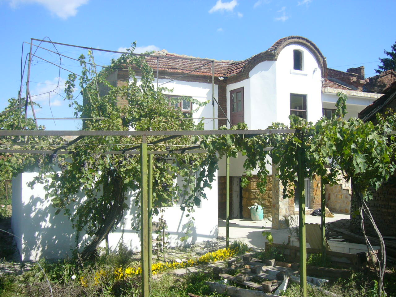Full renovated house in village Tzonevo