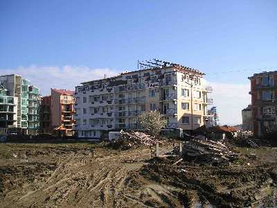 УПИ  в  Приморско