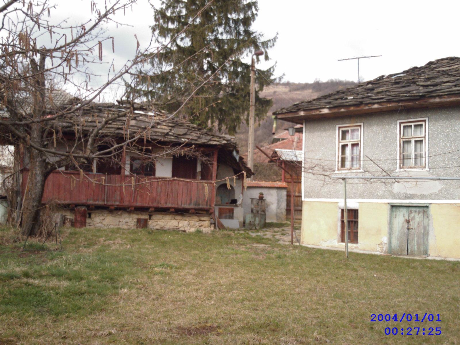 Продавам къща до гр. Габрово