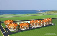 Продава апартаменти в живописно вилно селище край морето