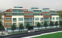 Жилищен имот в модерен комплекс, южна София - 2-стаен, 2 етаж, гледка