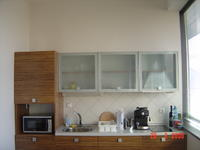 LUXURY STUDIO APARTMENT (50 м2) WITH TERRACE FOR RENT - 450 EUR