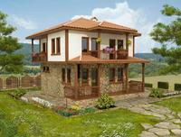 GREEN VIEW -комплекс от къщи