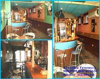 Действащо заведение -бар,оборудвано,партер,40м2 чиста площ,на едно ниво,ПВС -дограма,3 метра лице.