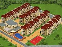 Нов апартаментен комплекс близо до София