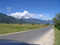 Land for sale road Bansko - Dobrinishte 92 000 EUR