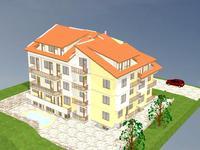 Продава едностайни апартаменти ново строителство в с.Кранево