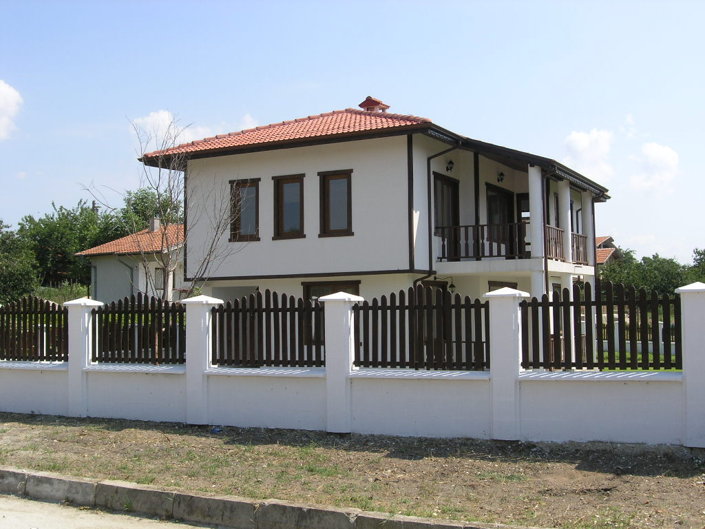 A brand new house in Bulgaria