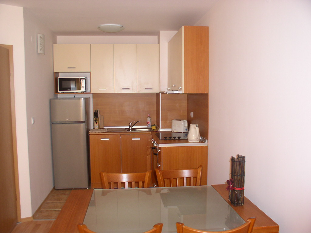 This splendid new one bedroom apartment is situated in Varna