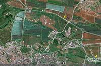 Парцел, 8.2 дка на главен път Русе-варна, 125 м лице.