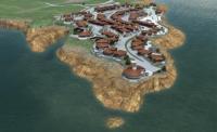 Новострящо се луксозен ваканционно СПА селище в Созопол