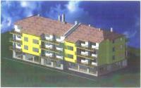 Апартаменти и магазини в центъра на Трявна,ново строителство