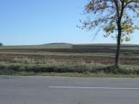 Face to the road – 209 m ,  regulated  plot of land on the main road  Burgas – Elhovo.  0.52 EUR  / sq. m