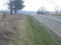 Панорамен парцел на международен път