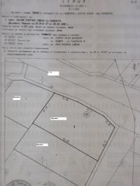 11 дка. земя с лице 155 м на Е-79