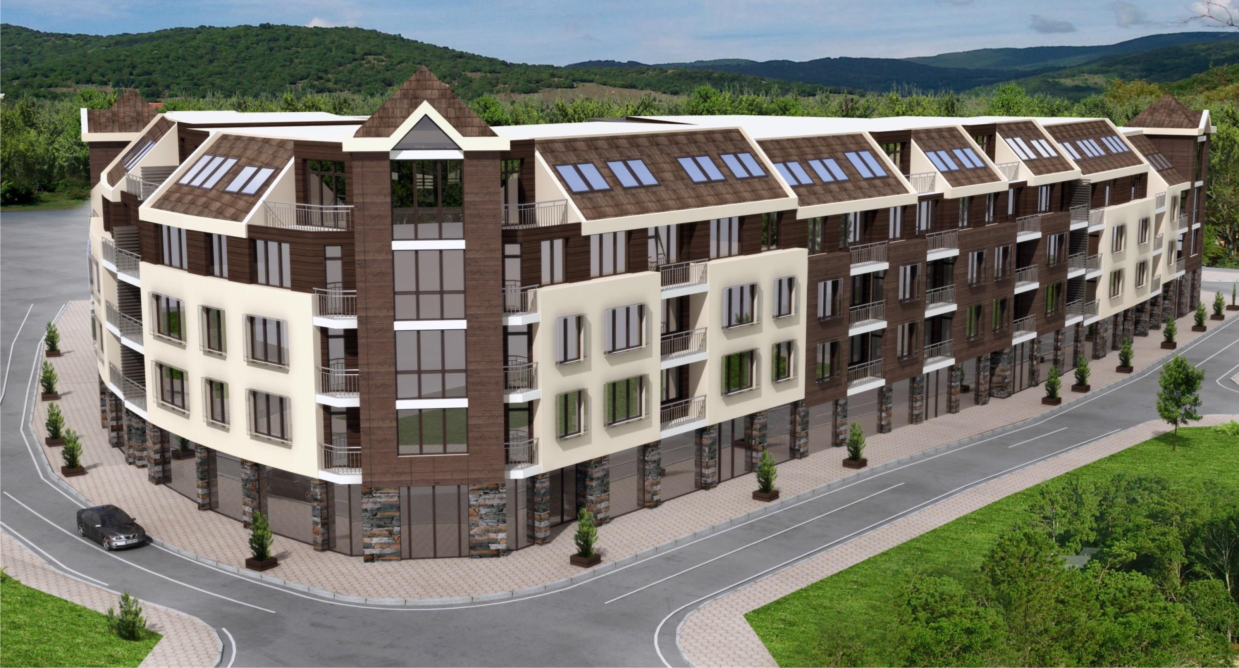 апартаменти в луксозна новострояща се сграда в кв. Витоша, София