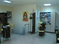 продавам оборудван фризьорски салон , удобен за офис или магазин