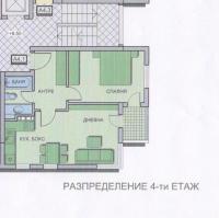 Продава 2-стаен апартамент в новострояща се сграда