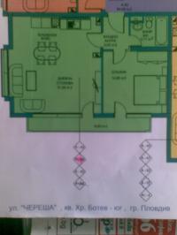 Апартамент 80 квадрата с акт 14