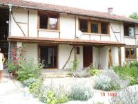 A large property with renovated house and barn for sale