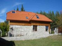 къща с превъзходна панорама в Пирин