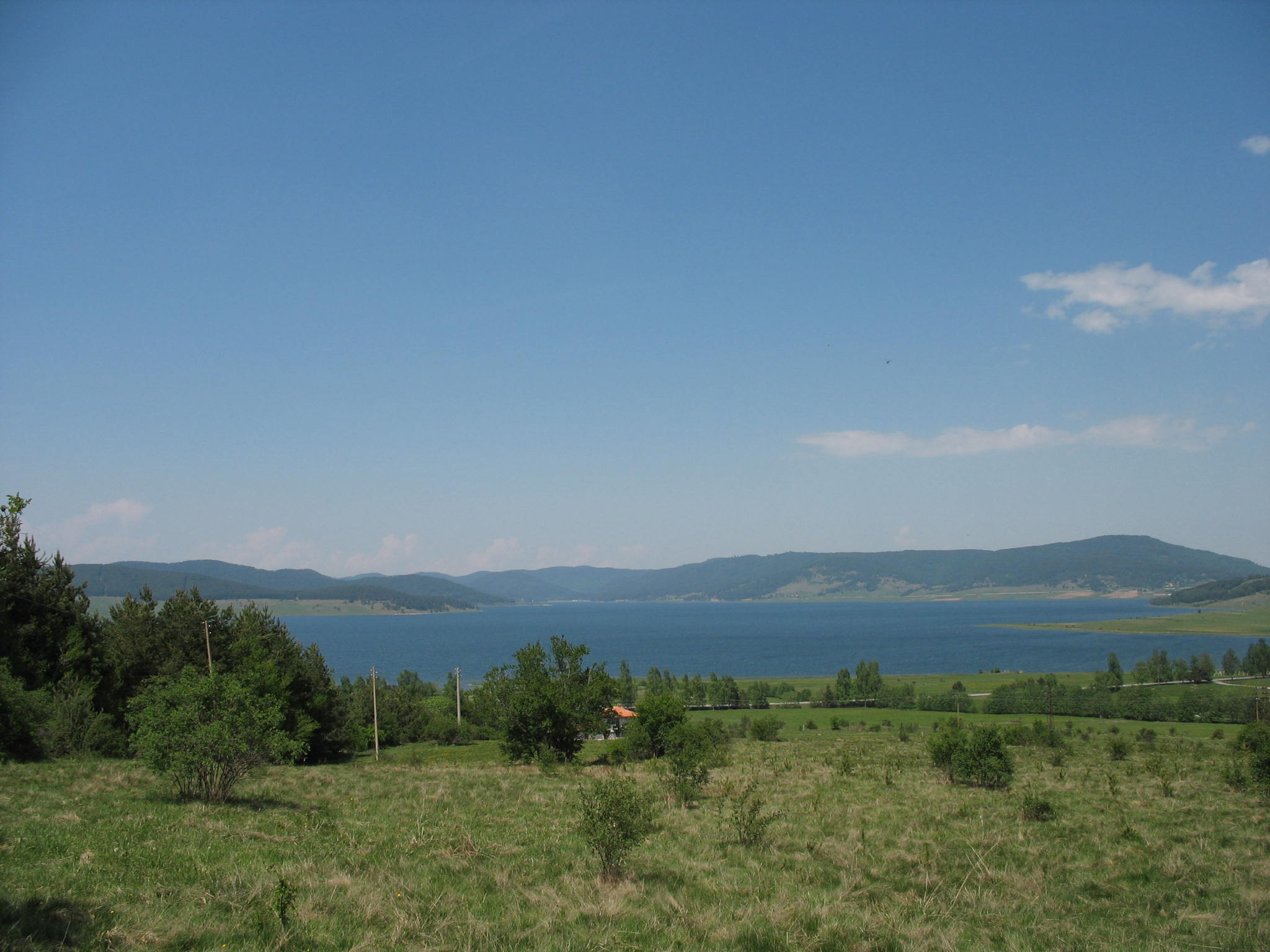Tsigov Chark Batak Dam Bulgaria Land, plot for sale from the owner