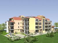продавам жилищна зграда сас апартаменти междо Равда и Несебар зградата е сас акт 14-си цената 200е  е за циалата зграда за  апартаменти по отделно цената е 280е/м2. При покупка може да се подпише договор за доваршване