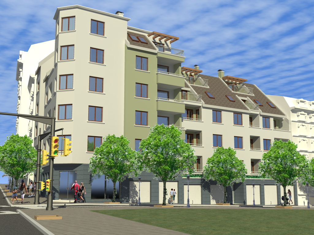 Продавам 3-стаен апартамент,Трошево,57 326 ЕВРО