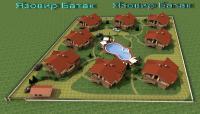Вилни къщи в местността