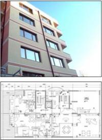 3-СТАЕН, ул.Веслец с акт 16лукс сграда Нов близо до принцес хотел ул.Веслец ламинат теракот транспорт,централно отопление,възможност за подземен гараж. тел:0888751981