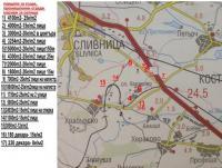 ПАРЦЕЛ с.Храбърско 3000m2 парцели и масиви за къши промишленно строителство и селище- цени от 8е/м2 до 25е/м2, 0888751981