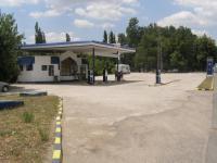 Бензиностанция Бяла река - изход