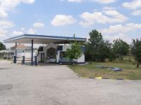 Бензиностанция и газстанция Бяла река - вход