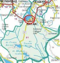 Парцел в Батак