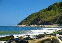 продава парцел на морето с невероятна панорама
