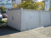 продавам бетонен гараж