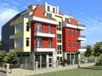 Айтос-двустаен апартамент в центъра\!