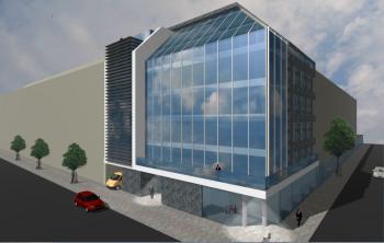 продава  инвестиционен проект   - УПИ за офис сграда София Идеален център