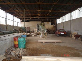 Продава се напълно оборудвана фабрика за обработка на дървен материал