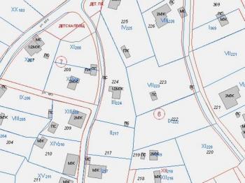 Продавам УПИ-1127кв.м, Район: ВИТОША,Местност: Кв. Княжево - в.з. Килиите 1-ви етап