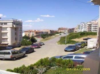 Тристаен апартамент с гледка море и планина!