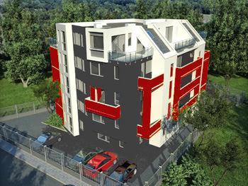 Продавам двустайни ваканционни апартаменти в строеж с.Равда