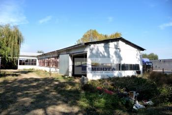 Промишлена сграда с терен с лице и достъп на Магистрала Хемус на входа на София- Долни Богоров СПЕШНО 255000Е